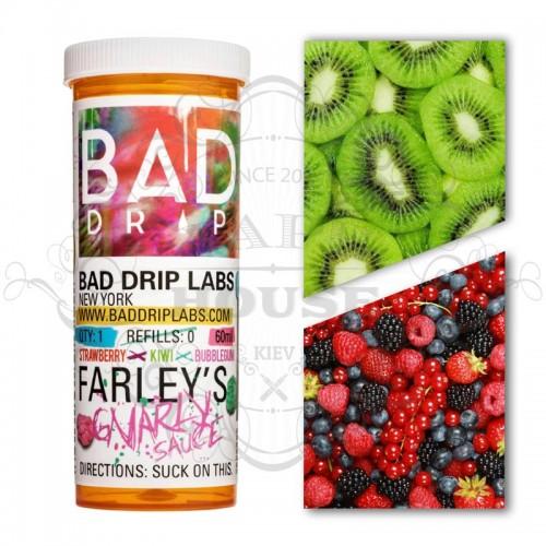 Премиум жидкость Bad Drip — Farley`S Gnarly Sauce