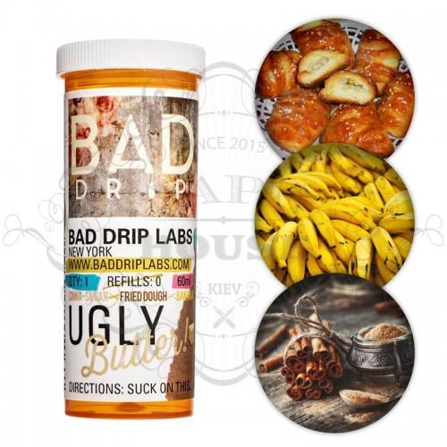 Премиум жидкость Bad Drip — Ugly Butter