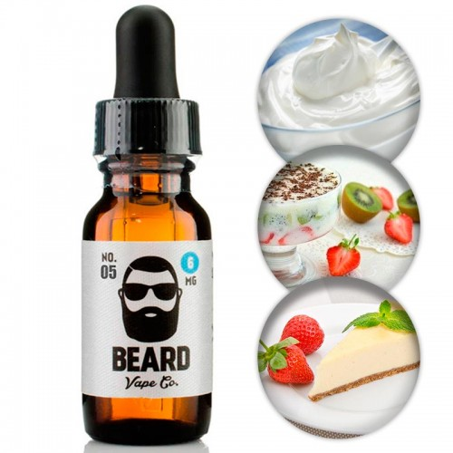 Премиум жидкость Beard — #5
