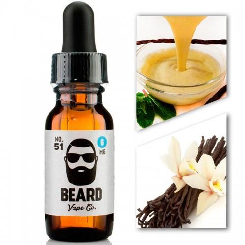 Премиум жидкость Beard — #51