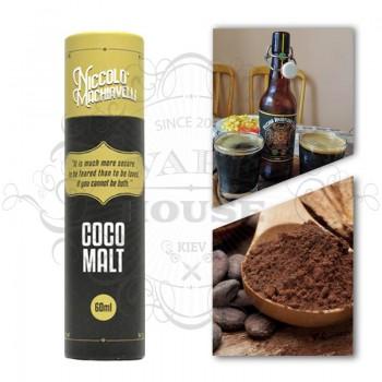 Э-жидкость Niccolo Machiavelli — Coco Malt