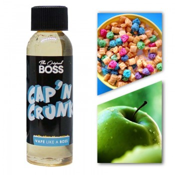 Diamond Vapor The original boss - Cаp`n Crunck