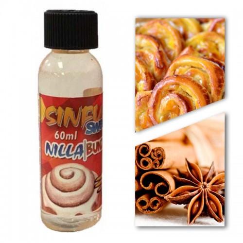 Премиум жидкость Sinful Sweetz—Nilla Bunz