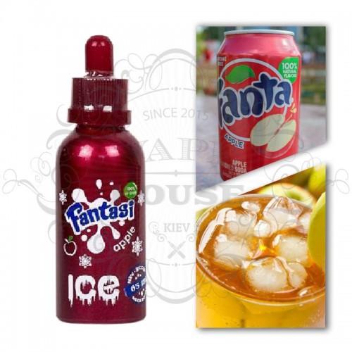 Премиум жидкость Fantasi — Apple - ICE