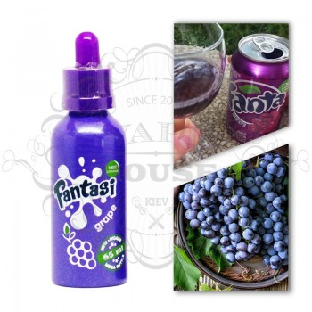Fantasi — Grape 65ml