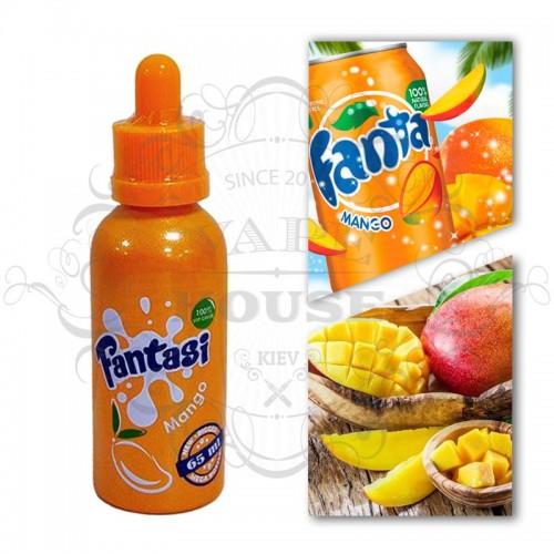 Премиум жидкость Fantasi — Mango