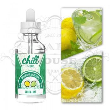 Э-жидкость Chill — Green Lime