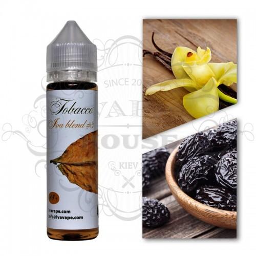 Премиум жидкость IVA — Tobacco blend #3