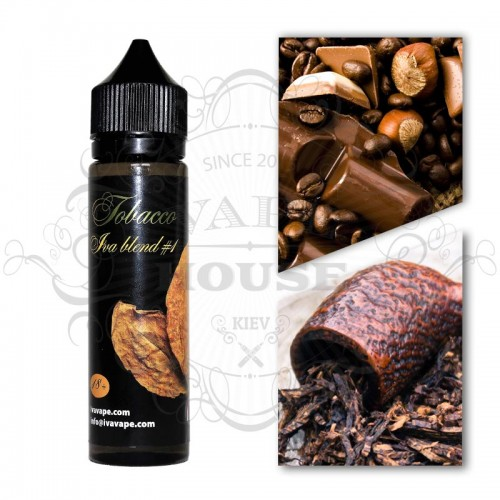 Премиум жидкость IVA — Tobacco blend #1