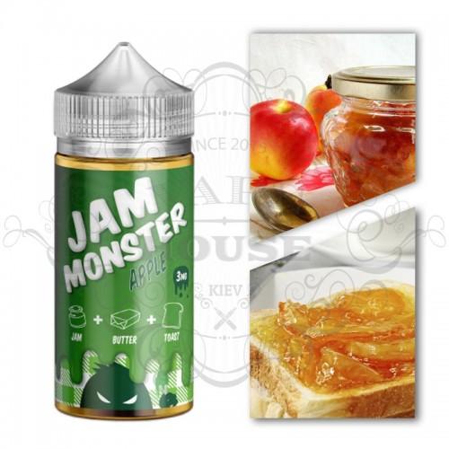 Премиум жидкость Jam Monster — APPLE