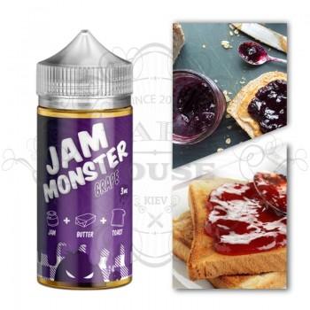 Э-жидкость Jam Monster — GRAPE