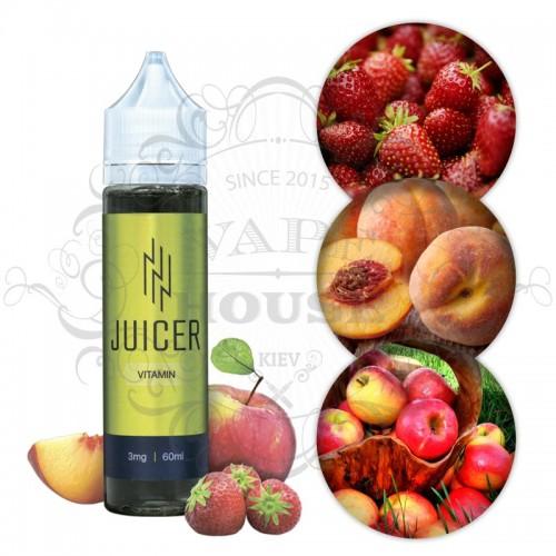 Премиум жидкость Juicer — Vitamin