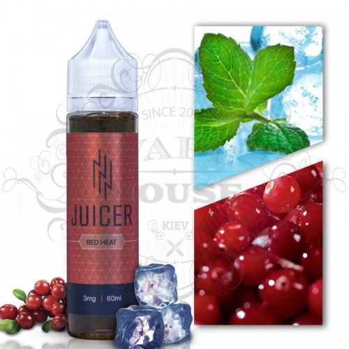 Премиум жидкость Juicer — Red Heat 100 мл