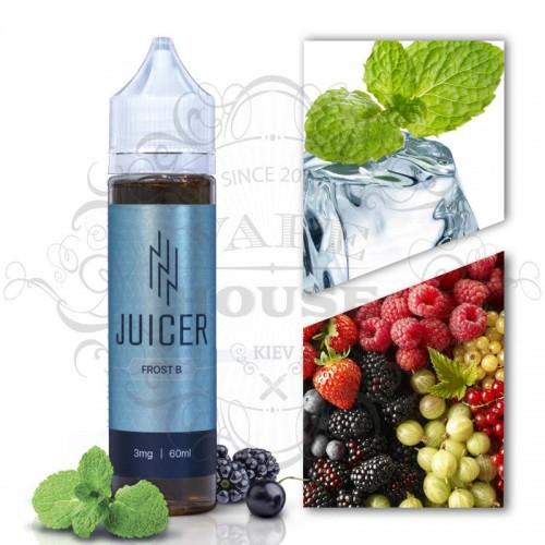 Премиум жидкость Juicer — Frost B 100-мл