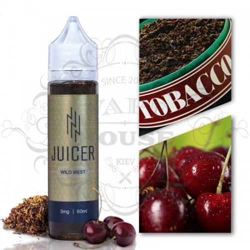 Премиум жидкость Juicer — Wild West