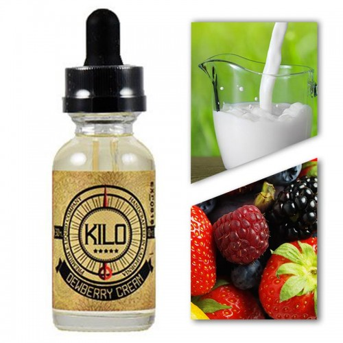Премиум жидкость Kilo Dewberry Cream