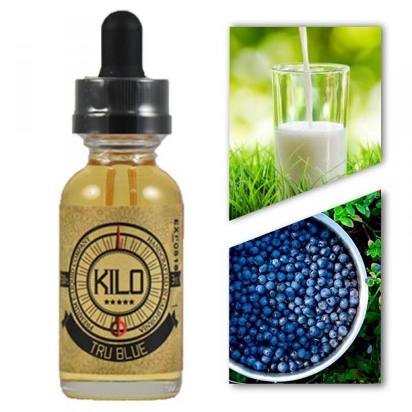 Премиум жидкость Kilo True Blue
