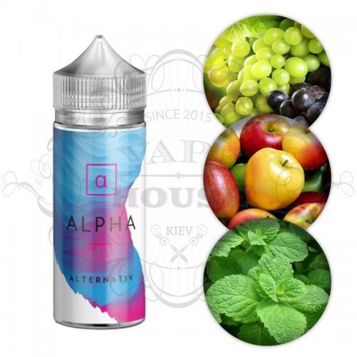 Премиум жидкость Alternative — Alpha