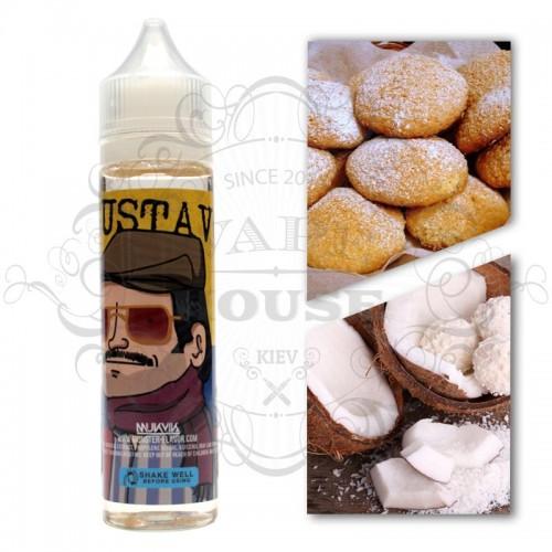 Премиум жидкость Monster Flavor — Gustavo