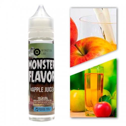 Премиум жидкость Monster Flavor — Apple Juice