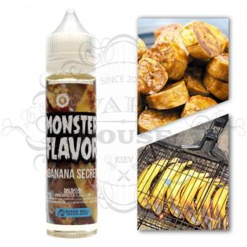 Monster Flavor - Banana Secret