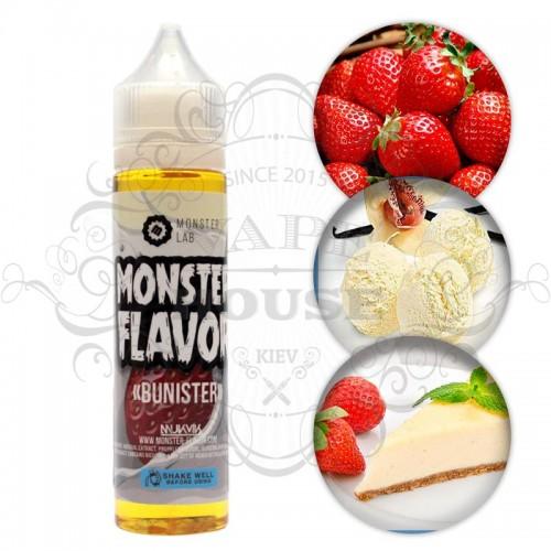 Премиум жидкость Monster Flavor — Bunister