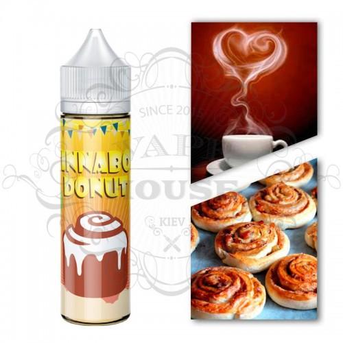 Премиум жидкость Monster Flavor — Cinnamon Donut