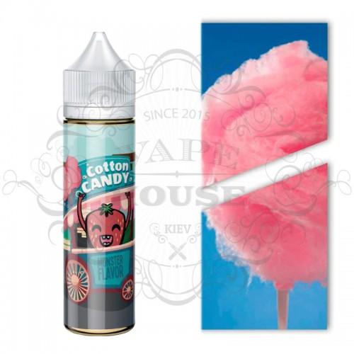Премиум жидкость Monster Flavor — Cotton Candy