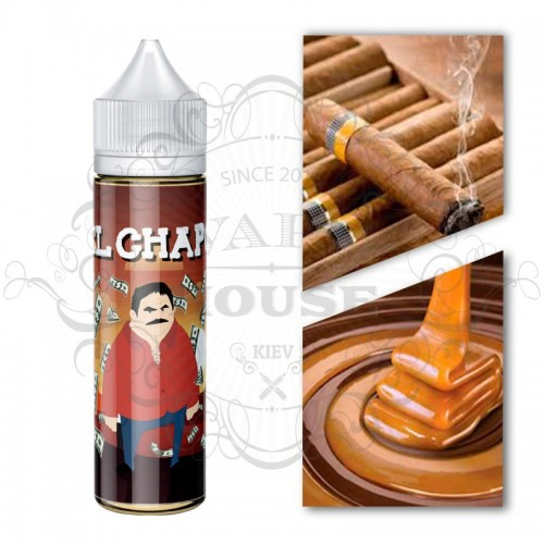 Премиум жидкость Monster Flavor — El Chapo