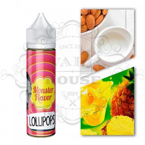 Премиум жидкость Monster Flavor — Lollipops