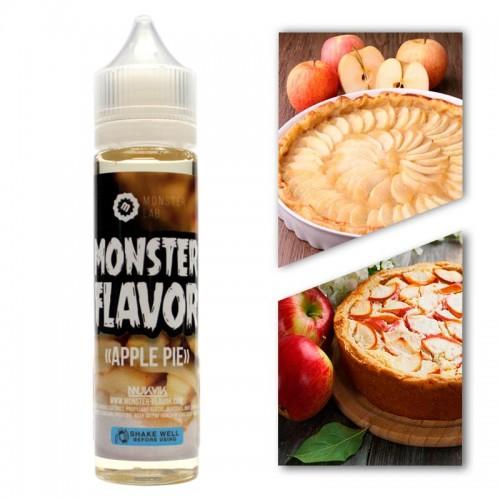 Премиум жидкость Monster Flavor — Apple Pie