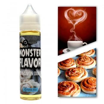 Monster Flavor - Cinnamon donut
