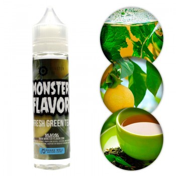 Monster Flavor - Green tea