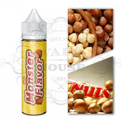 Премиум жидкость Monster Flavor — Nuts