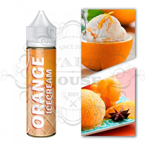 Премиум жидкость Monster Flavor — Orange Ice—Cream
