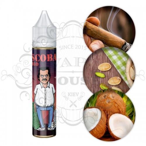 Премиум жидкость Monster Flavor — Pablo Emilio Escobar