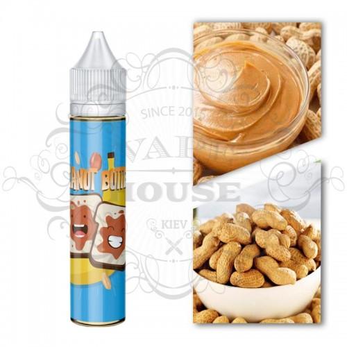 Премиум жидкость Monster Flavor — Peanut Butter