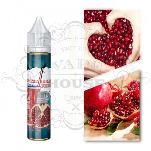 Премиум жидкость Monster Flavor — Pomegranate Fresh