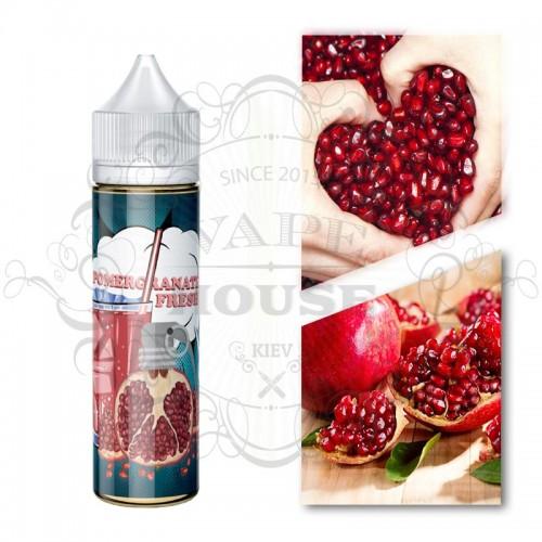 Премиум жидкость Monster Flavor — Pomegranate Fresh