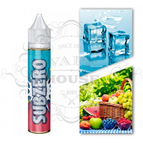 Премиум жидкость Monster Flavor — Sub Zero 30 мл