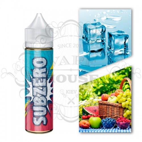 Премиум жидкость Monster Flavor — Sub Zero