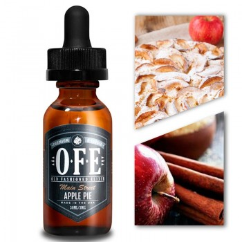 Old Fashioned Elixir - Apple Pie