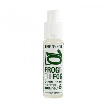 Pink Fury - FROG IN THE FOG