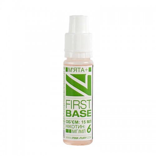 Премиум жидкость Pink Fury — First Base