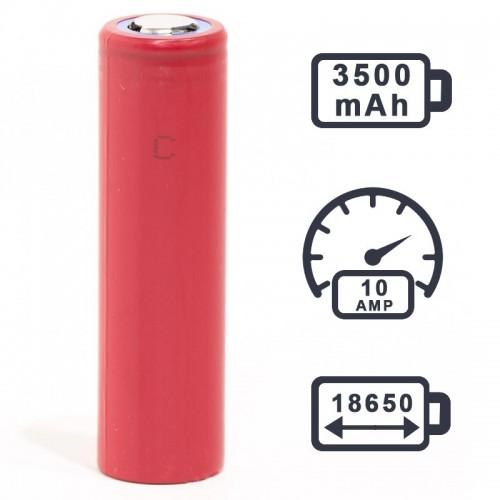 Аккумулятор Sanyo GA 3500 mAh (10А)