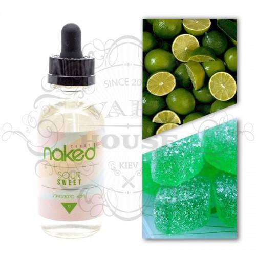 Премиум жидкость Naked100 - Sour Sweet