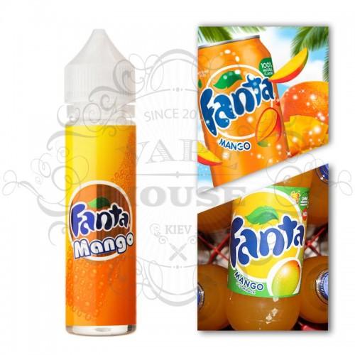 Премиум жидкость Throne — Fanta Mango