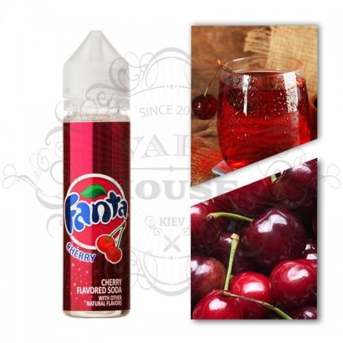 Премиум жидкость Throne - Fanta Cherry