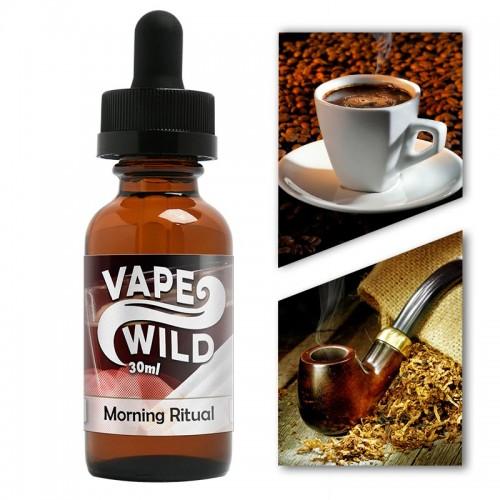 Премиум жидкость Vape Wild — Morning Ritual