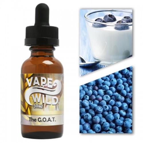 Премиум жидкость Vape Wild — The G.O.A.T.